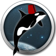 SpaceWhale Logo by ninesguard