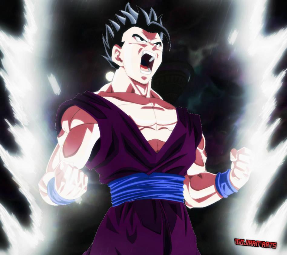Dragon Ball Manga Tournament Of Power: Son Gohan, Tournament Of Power Manga By GojiranArts On