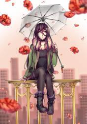 Happy birthday Kura !! by Elwyn-Ketsurui