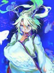 King of The Great Blue Sea
