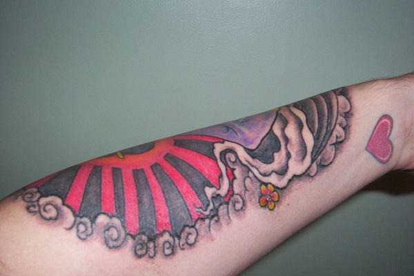 Sleeve 4 - sleeve tattoo