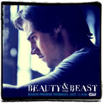 CW's Beauty and The Beast Vincent Keller