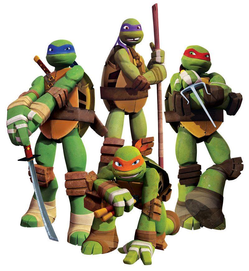 Nick Teenage Mutant Ninja Turtles By Supahboy