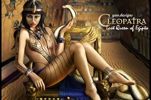 Cleopatra by yaosur