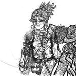 Trigun --- Archer by malimillions
