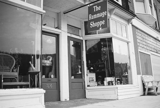 Rummage Shop