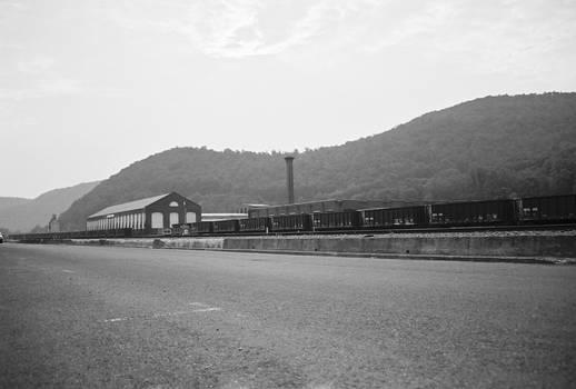 Renovo Railyard