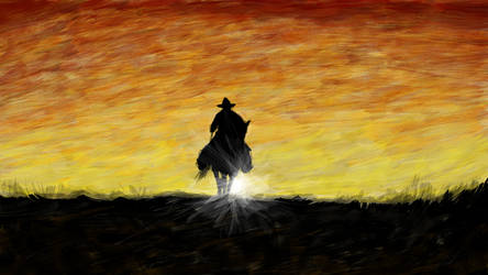 Cowboy by IceMan-Studio