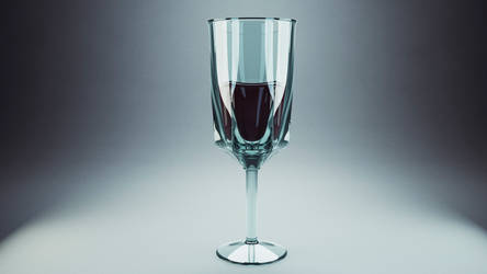 Wine Glass by IceMan-Studio