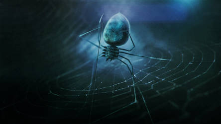 Spider by IceMan-Studio