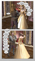 Damien and Anna Henrietta dealing with a situation by Edumail
