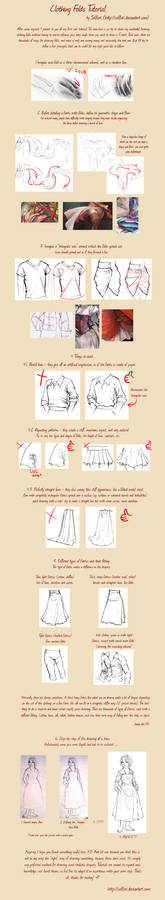 Clothing Folds Tutorial