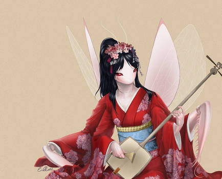Commission - The Maiko