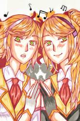 Dual Harmony by Airisusama