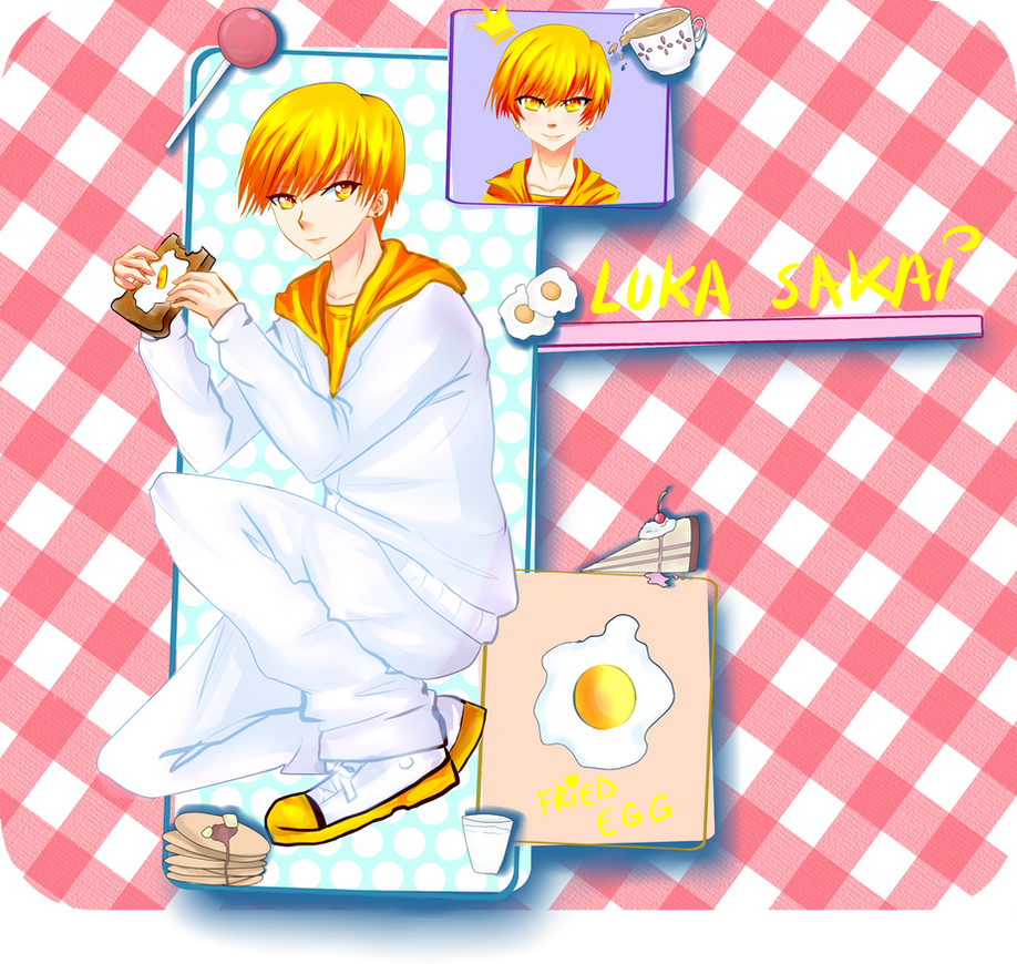 Breakfast Legacy - the sunny prince by luckynyan4