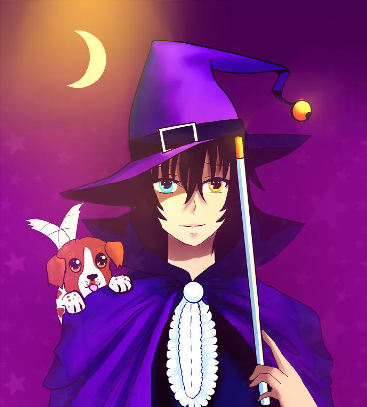 Halloween excnange by luckynyan4