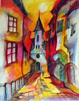Little Street by zzen