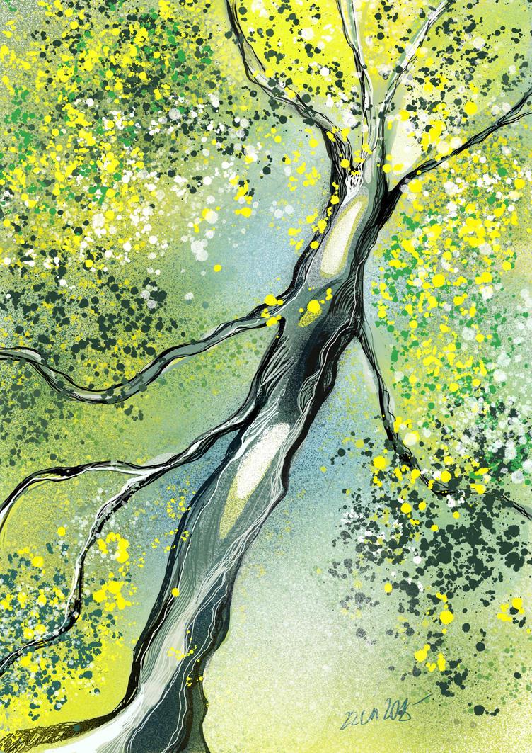 Tree by zzen