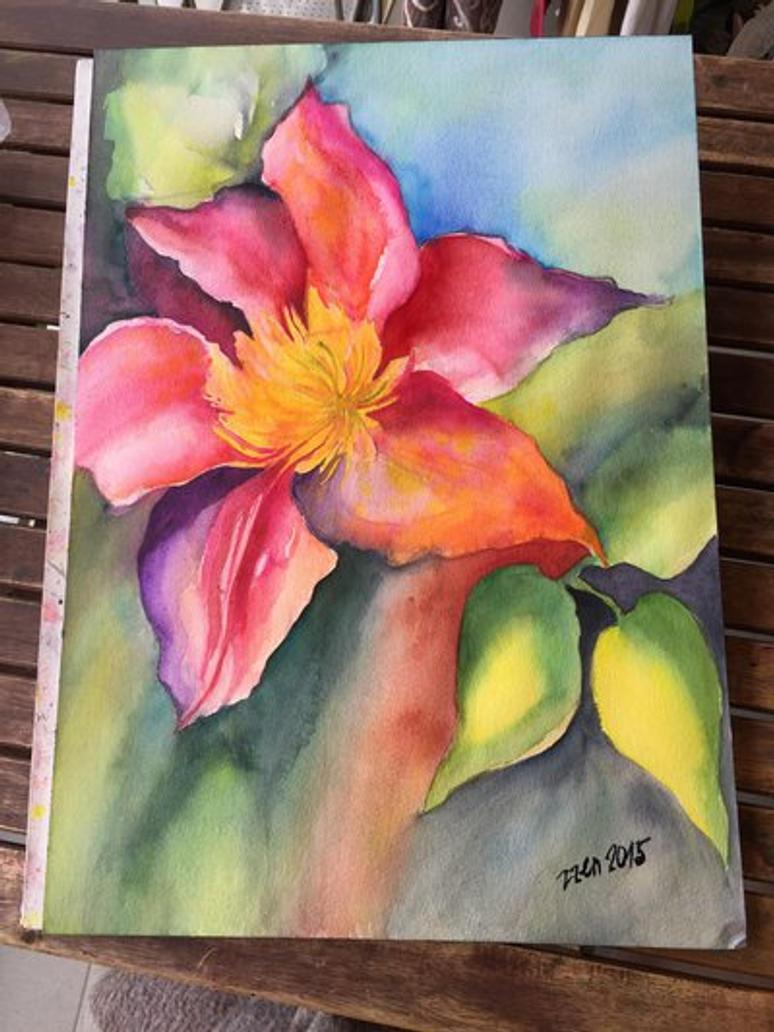 Flower by zzen