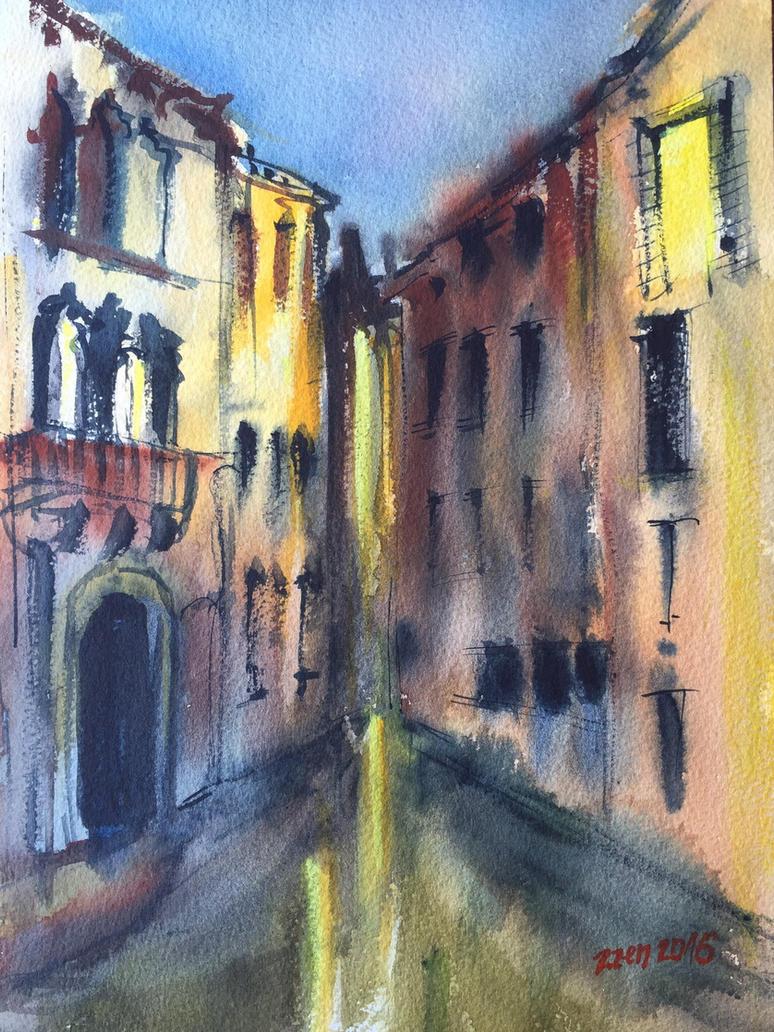 Venice by zzen