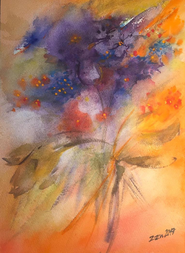 Flowers by zzen