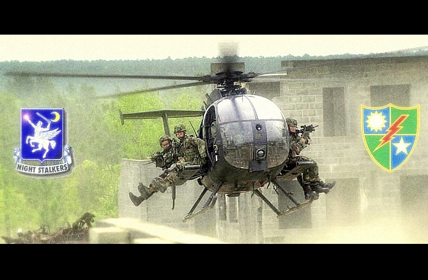 160 SOAR with 75th Ranger rgt by Brodaty-Canis