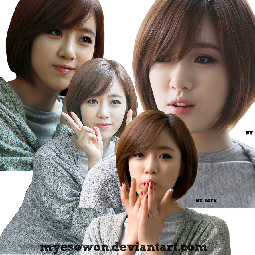 PNG Render Eun Jung By Mye By