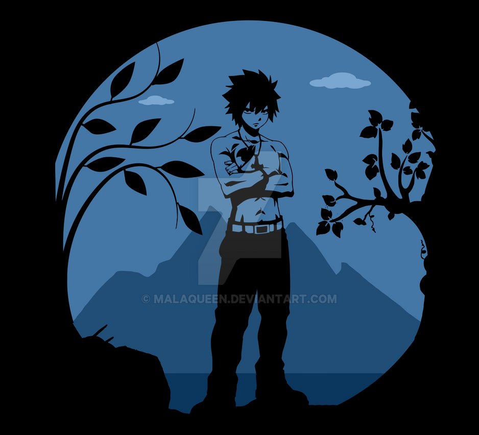 Gray Fullbuster - Fairy Tail Anime by malaqueen on DeviantArt