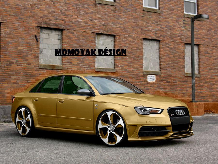 Audi Rs4 B8 By Momoyak By Momoyak On Deviantart