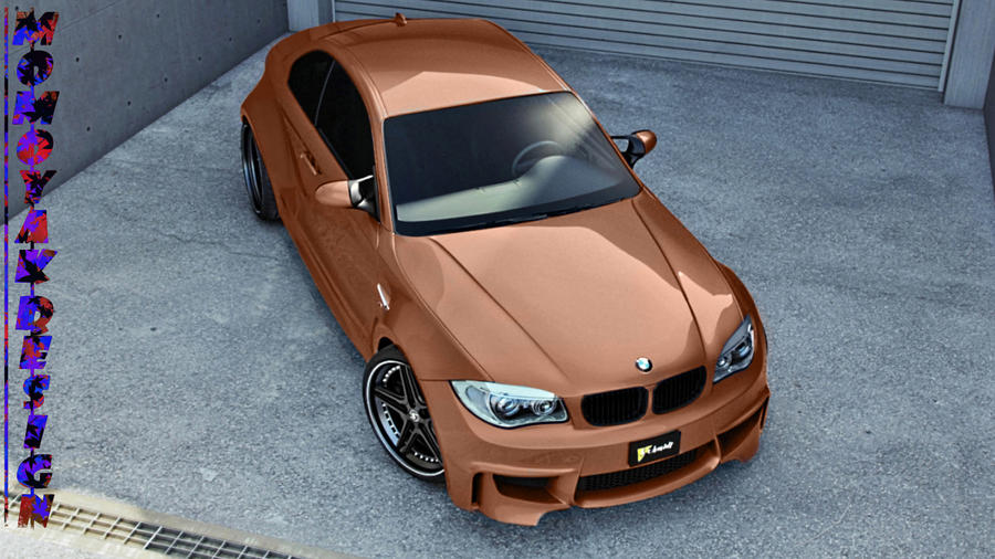 BMW 1er M Coupe by MOMOYAK by MOMOYAK