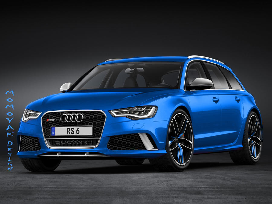 Audi RS6 Avant 2014 by MOMOYAK by MOMOYAK on DeviantArt
