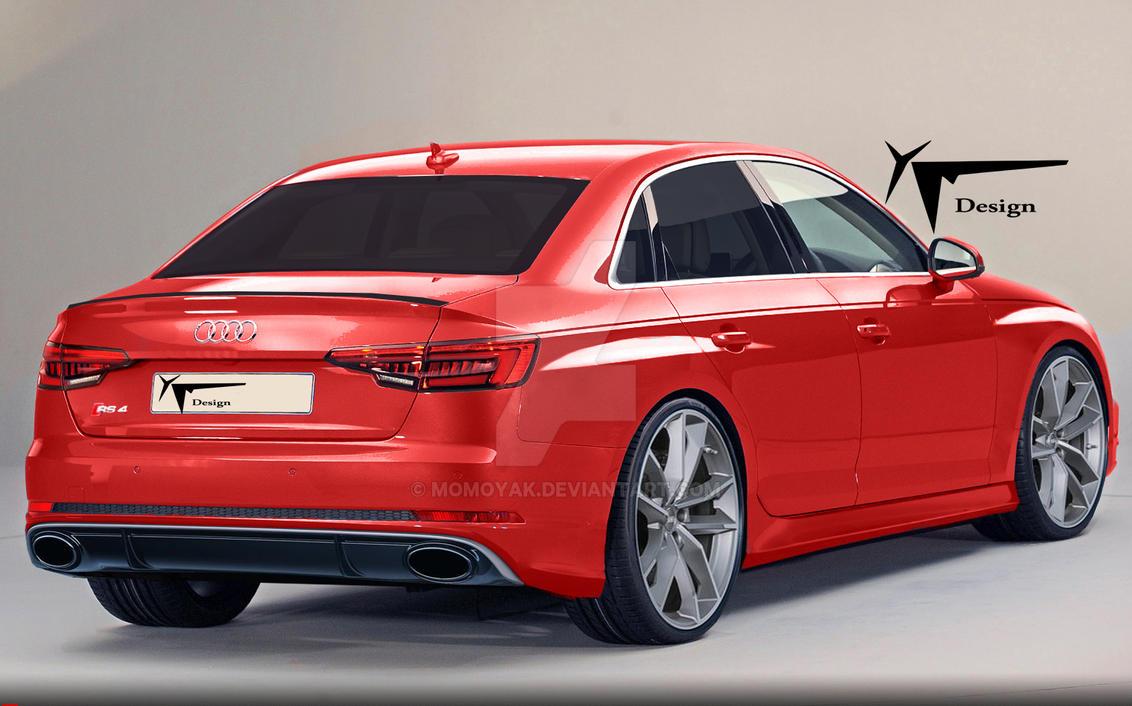 Audi rs4 b9 sedan by momoyak by momoyak on deviantart for Mercedes benz b9 service