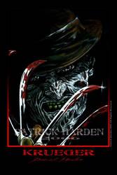 Krueger by HardenedInk