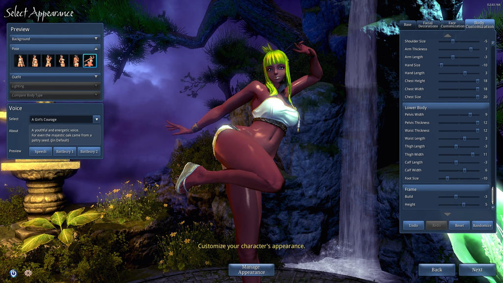 AinaCat  on Blade and Soul by AinaTheSmall