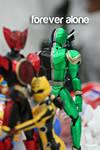 Lonely Kamen Rider