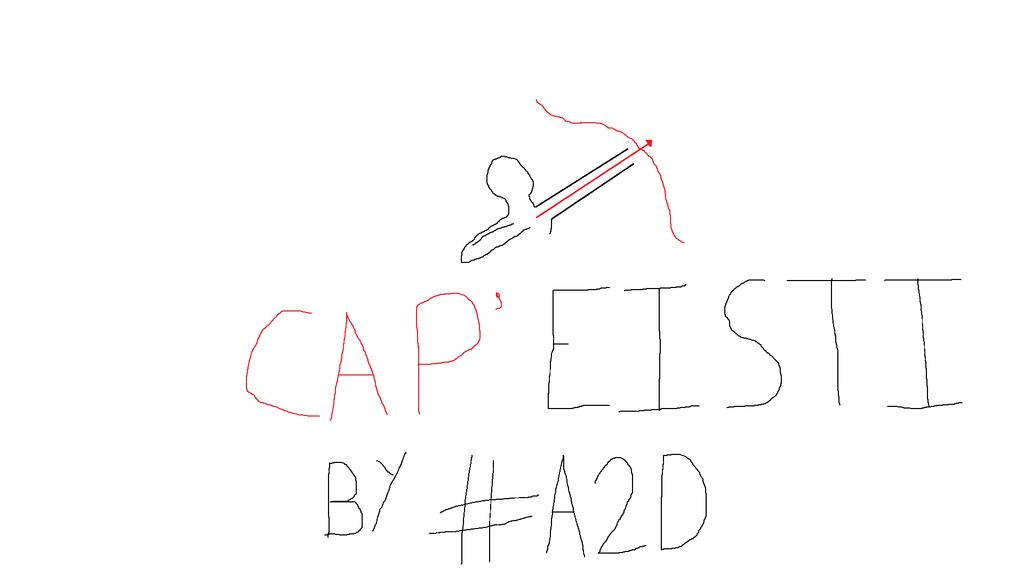 Day13 capeisti's Logo ! by Addict2Draw
