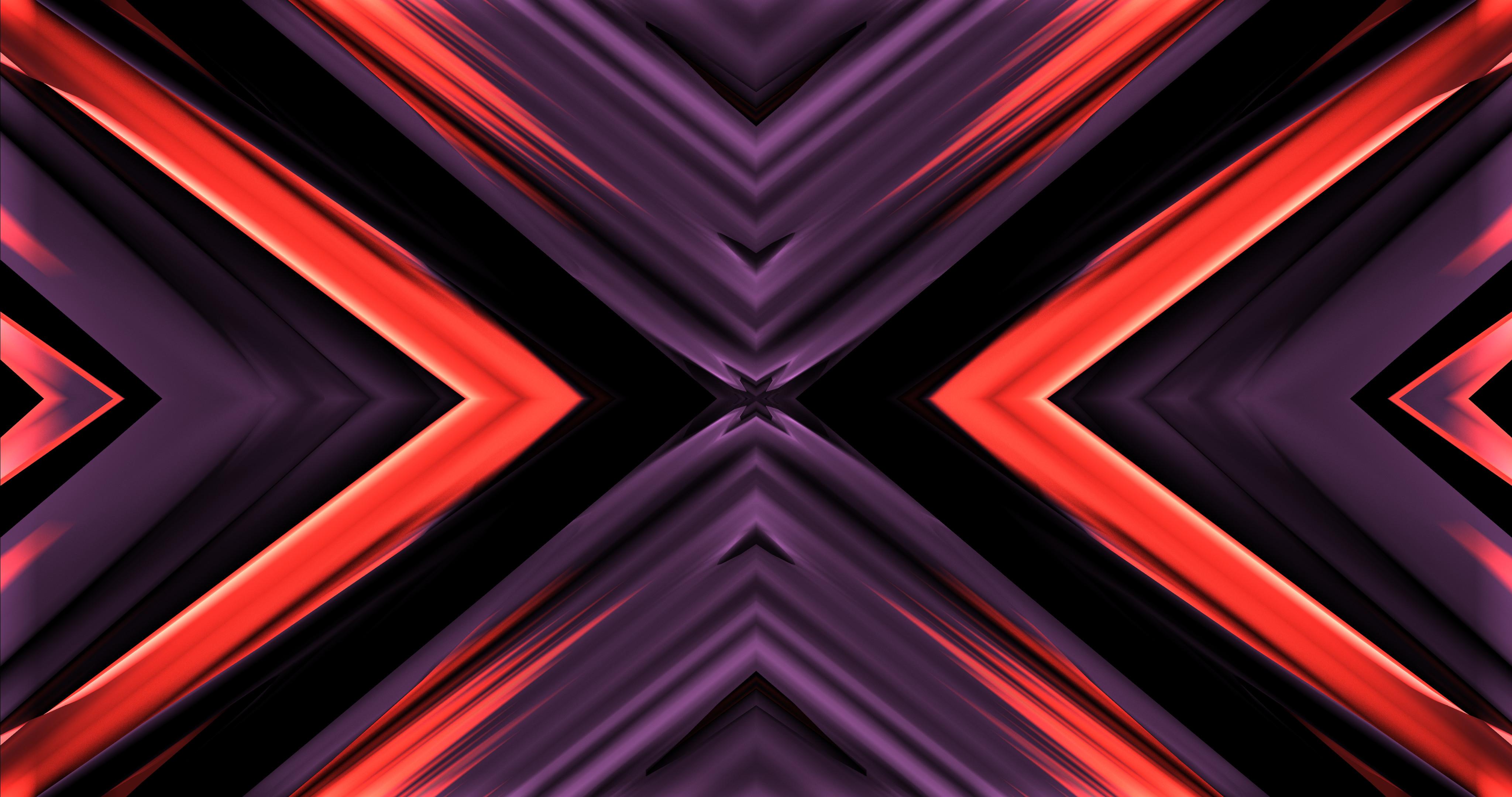 FREE PurpleREFLECT 4K Wallpaper