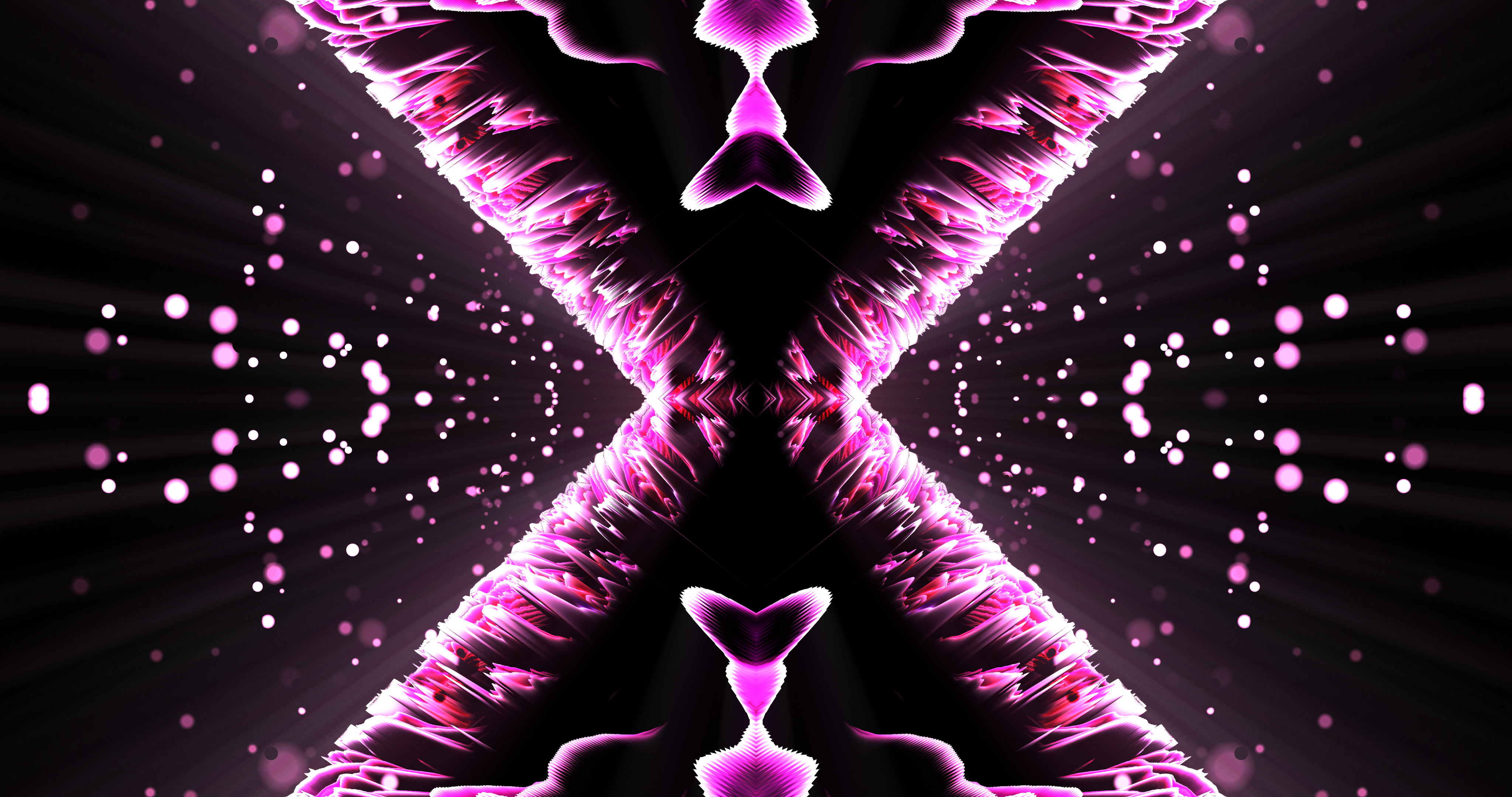 FREE pinkBURST 4K Wallpaper by XxStryveRxX