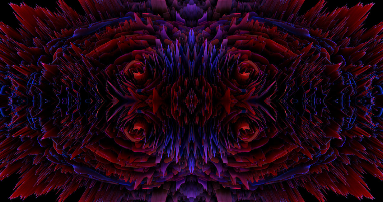 FREE RosesFADER 4K Wallpaper by XxStryveRxX