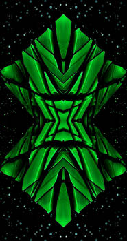 GreenCRASH'D original quality darkened