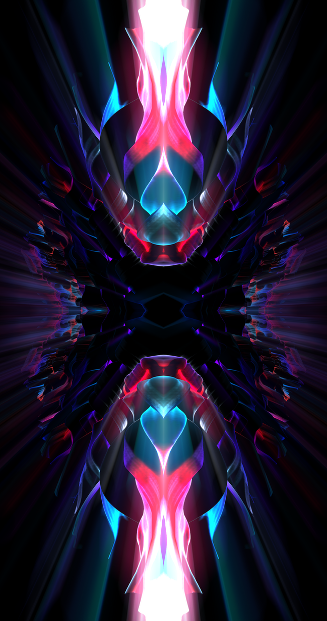NIGHTMARE JELLYFISH 4K PHONE WALLPAPER AMOLED by XxStryveRxX