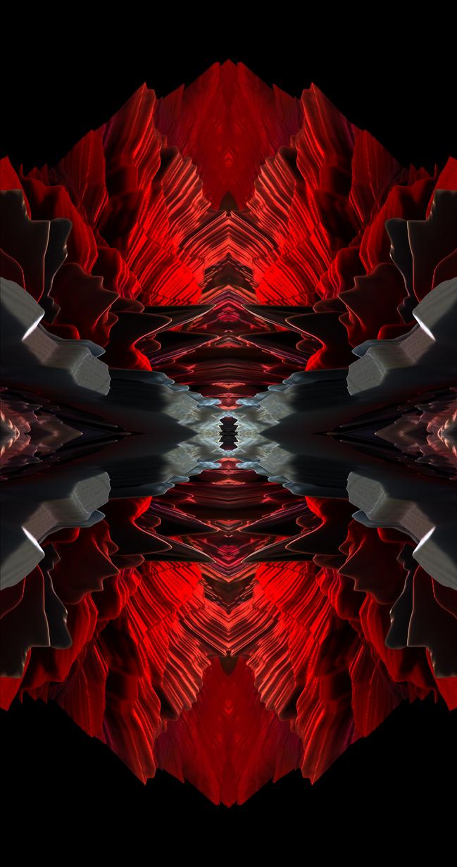 Red Wood AMOLED by XxStryveRxX