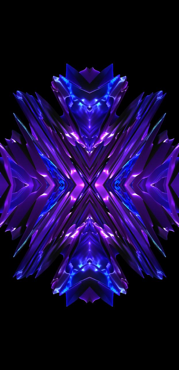 Blurple AMOLED by XxStryveRxX