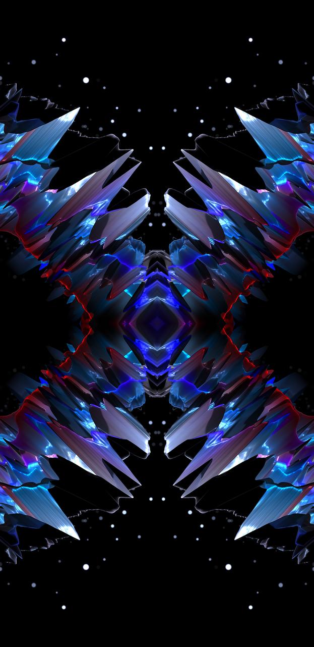 !ssadaB Abstract by XxStryveRxX
