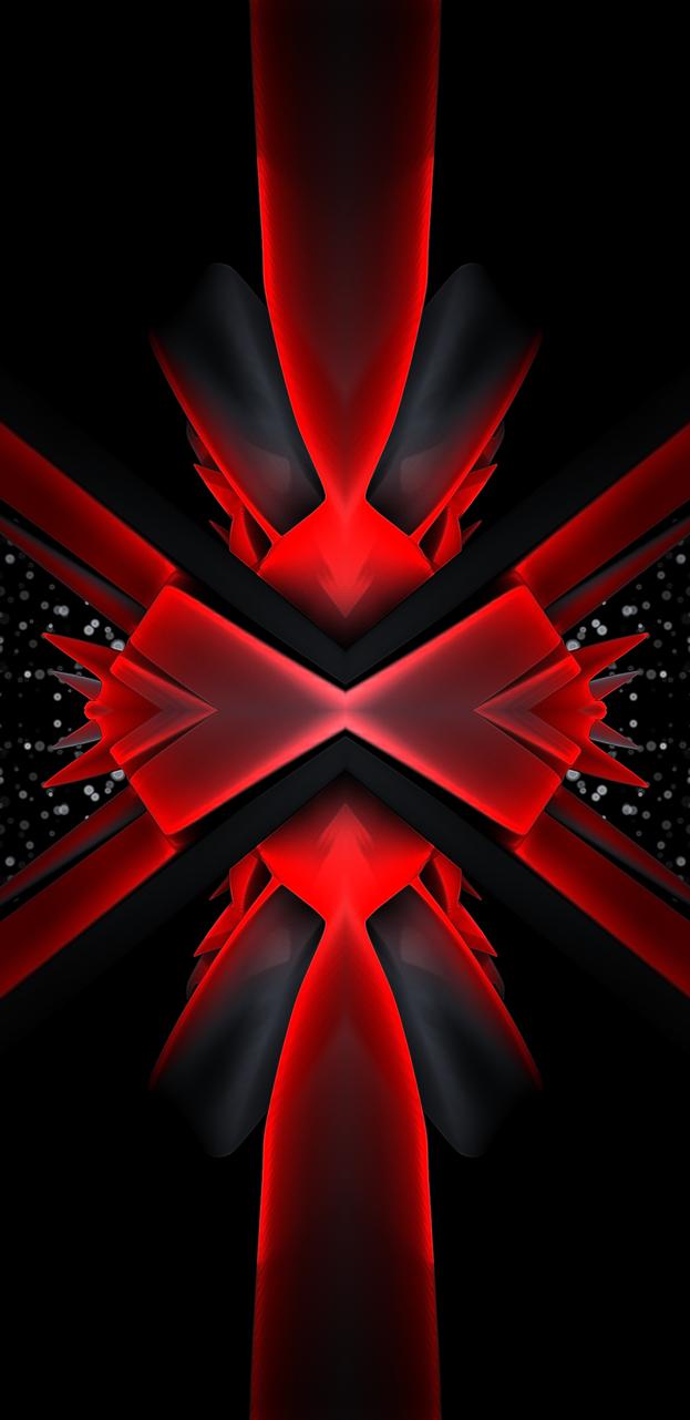 Redribbon by XxStryveRxX