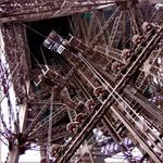 Inside Tour Eiffel
