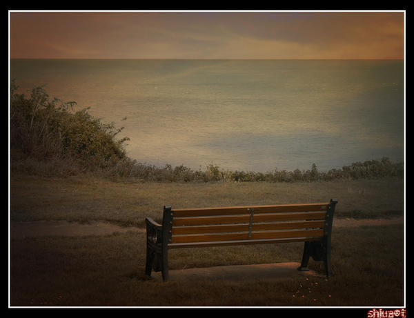 empty chair by shiuart