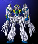 Wing Gundam HY Custom profile