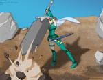 Giga Earth Broad Sword