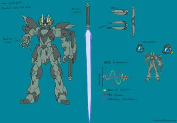 Gundam: Solo by Seraphiczero
